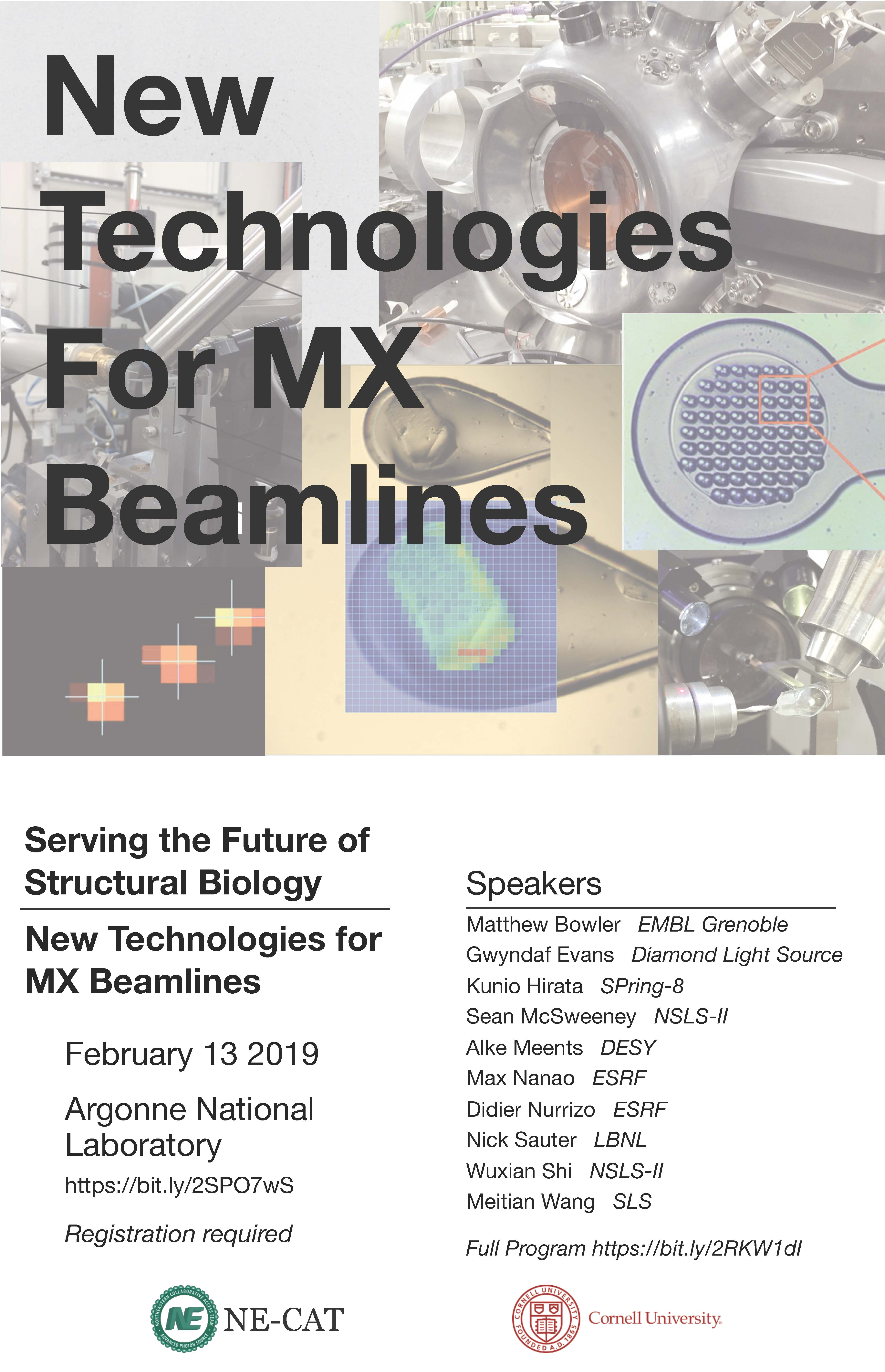 Flyer for MX Meeting