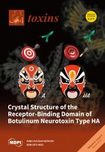 Cover to March Issue of Toxins